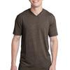 SP- District Young Mens Tri Blend V Neck Tee