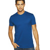 Men's Premium Fitted Short-Sleeve Cotton Crew