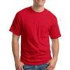 SP- Hanes Beefy T ® 100% Cotton T Shirt with Pocket