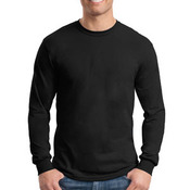 Heavy Cotton 100% Cotton Long Sleeve T Shirt
