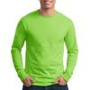 Tagless ® 100% Cotton Long Sleeve T Shirt