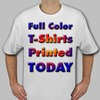 Ship TODAY Full Color T-Shirts- Gildan 5000