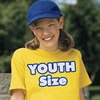 "Youth ""Value Tee"" Gildan 5000b- 100% Cotton T Shirt"