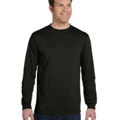 5.5 oz., 100% Organic Cotton Classic Long-Sleeve T-Shirt