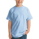 SP- Hanes Youth Beefy T ® Born to Be Worn 100% Cotton T Shirt
