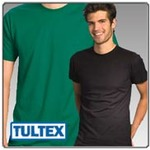 SP- Tultex 0202 Men's Tee with a Tear-Away Tag