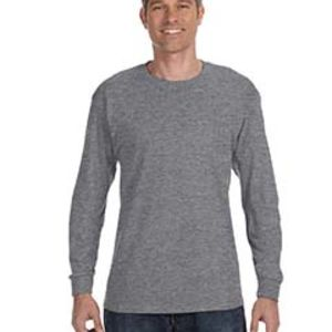 Adult 5.3 oz. Long-Sleeve T-Shirt Thumbnail