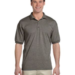 Adult 6 oz. 50/50 Jersey Polo Thumbnail