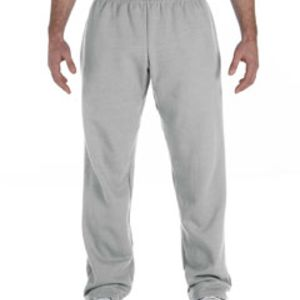 Adult Heavy Blend™ Adult 8 oz., 50/50 Open-Bottom Sweatpants Thumbnail
