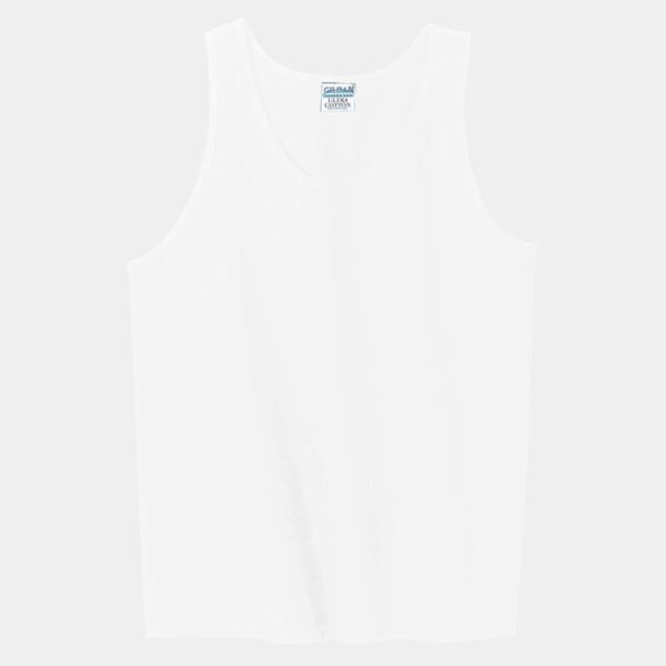 7ec917e34ac4d Gildan 2200 Ultra Cotton Tank Top Fast Full Color T-Shirts and ...
