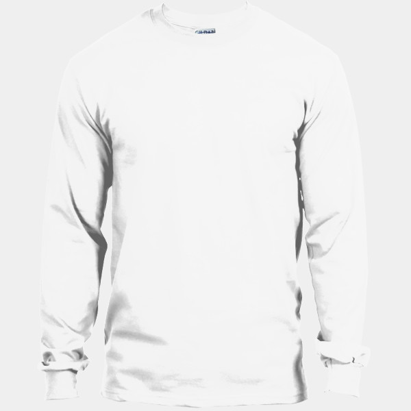 66069ff1a40be0 Tagless ® 100% Cotton Long Sleeve T Shirt Fast Full Color T-Shirts ...