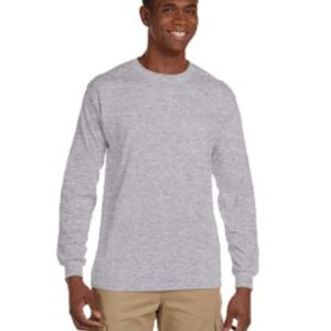 Ultra Cotton® 6 oz. Long-Sleeve Pocket T-Shirt Thumbnail