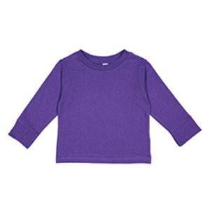 Toddler 5.5 oz. Jersey Long-Sleeve T-Shirt Thumbnail