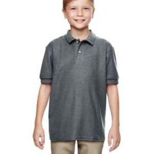 DryBlend® Youth 6.3 oz. Double Piqué Sport Shirt Thumbnail