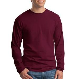SP- Hanes Beefy T ® 100% Cotton Long Sleeve T Shirt Thumbnail