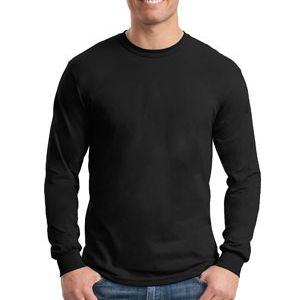 SP- Gildan Heavy Cotton 100% Cotton Long Sleeve T Shirt Thumbnail