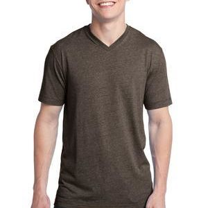 SP- District Young Mens Tri Blend V Neck Tee Thumbnail