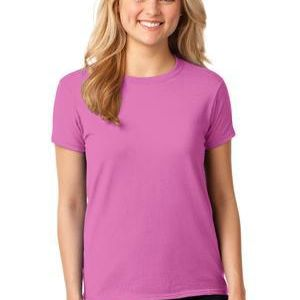 SP- Gildan Ladies Heavy Cotton™ 100% Cotton T Shirt Thumbnail