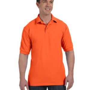 SP- Hanes Men's 7 oz. ComfortSoft® Cotton Piqué Polo Thumbnail