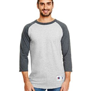 SP- Champion 5.2 oz. Raglan Baseball T-Shirt Thumbnail