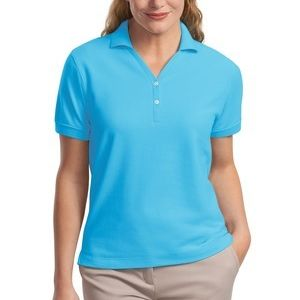 SP- Port & Co. Ladies 100% Pima Cotton Sport Shirt Thumbnail