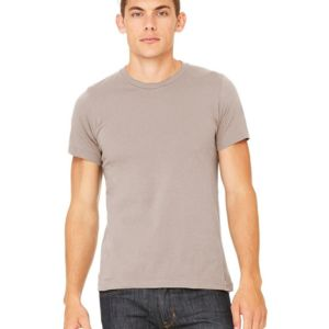Canvas 3001C Unisex 4.2 oz. Jersey T-Shirt- Dtg Express - $$ Thumbnail