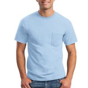 Gildan 2300 Ultra Cotton 100% Cotton T Shirt w/ Pocket Thumbnail