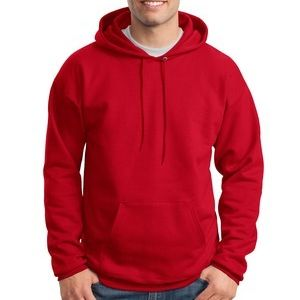 Hanes F170 Ultimate Cotton Pullover Hooded Sweatshirt Thumbnail