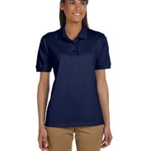 Ladies'  6.5 oz. Ultra Cotton® Piqué Polo Thumbnail
