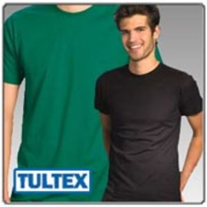 Tultex  Men's Tee with a Tear-Away Tag Thumbnail